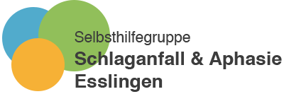 Selbsthilfegruppe Schlaganfall und Aphasie Esslingen Logo